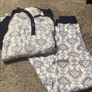 la Vie en Rose Intimates & Sleepwear - la Vie en Rose pajamas